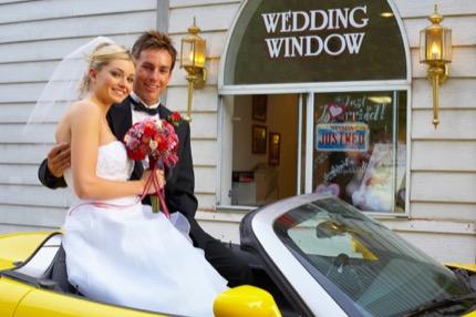 drive up wedding las vegas